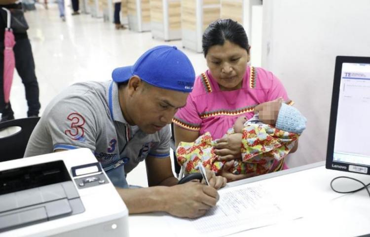 Panamá tiene menor porcentaje de subregistro de nacimientos de Latinoamérica