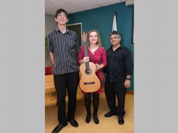 Habrá un encuentro de guitarra en Veraguas