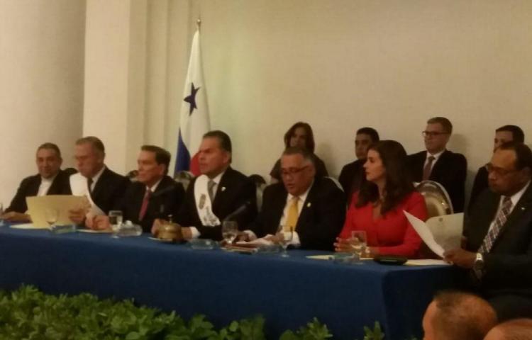 Alcaldes de Panamá, San Miguelito y Arraiján tomaron posesión oficialmente