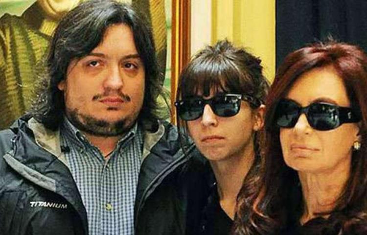 Hija de los Kirchner deberá acudir cada 15 días a embajada argentina en Cuba