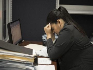 La depresión afecta el rendimiento en el trabajo