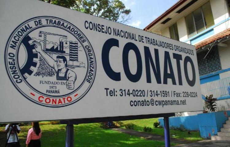 """Centrales obreras denuncian """"nueva forma de privatización"""" en Panamá"""