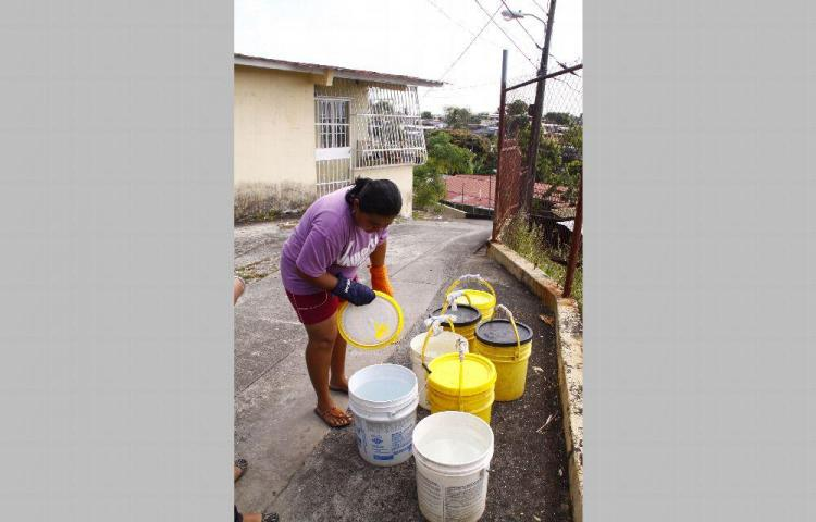 Zonas de Panamá Oeste no tendrán agua el próximo martes 9 de julio