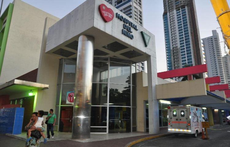 Hospital del Niño se quedó corto de presupuesto para finalizar el 2019