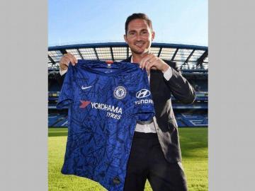 Lampard llega al Chelsea