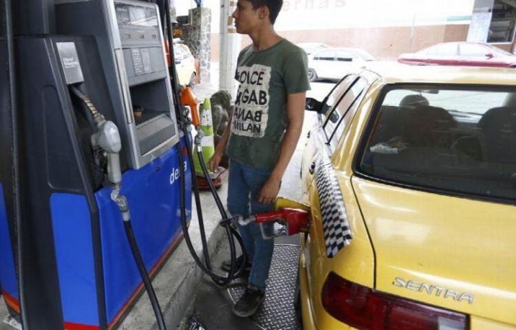 La gasolina sube el viernes