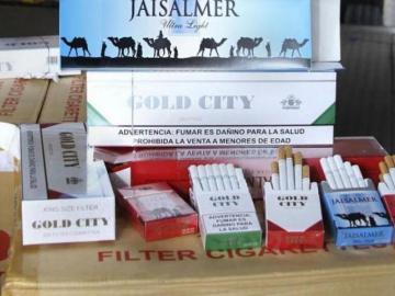 R.Dominicana decomisa contrabando de millones de cigarrillos llegados de Panamá