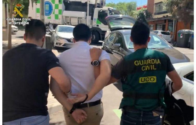 Capturaron al mayor estafador de España por Internet