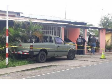 Roban 14 armas en Panamá Oeste