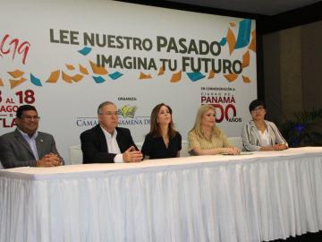 Feria del Libro dedica su XV edición al V Centenario de la Ciudad de Panamá