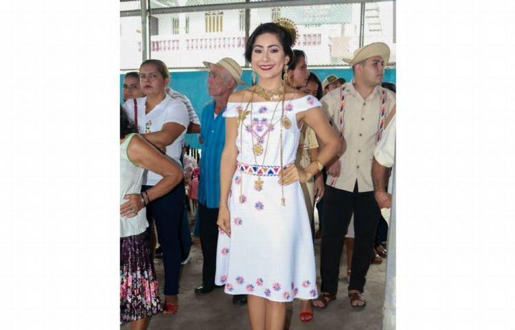 La realeza está lista para el Festival Nacional del Manito