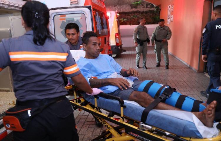 Balacera en la cárcel la Joya deja una docena de heridos