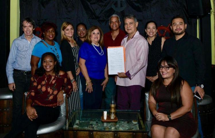 Asociación de periodistas de turismo recibe oficialmente su personería jurídica
