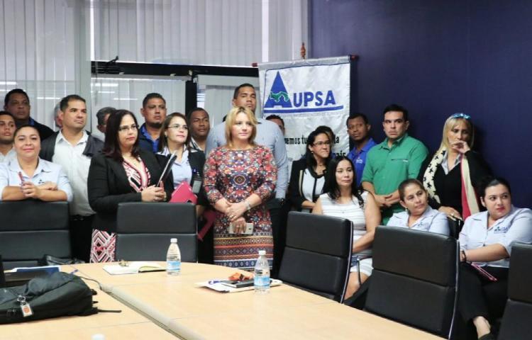 Reúnen a funcionarios de Aupsa para tratar sobre reubicarlos