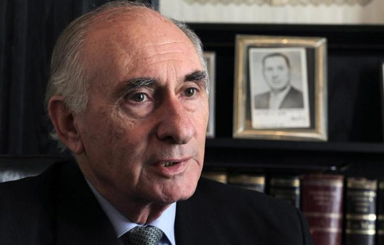 Fallece el ex presidente argentino Fernando de la Rúa
