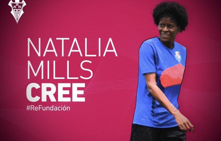 La panameña Natalia Mills, nueva jugadora del Fundación Albacete