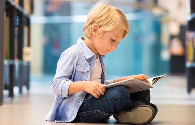 Enséñale lo bueno de leer