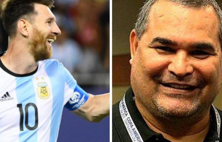 Chilavert defiende a Messi y acusa a la Conmebol de manipular la Copa América