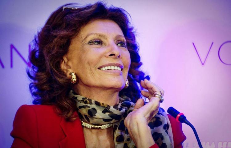 Sophia Loren regresará a la gran pantalla a sus 84 años