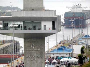 ACP aclara hecho ocurrido en las esclusas de Agua Clara