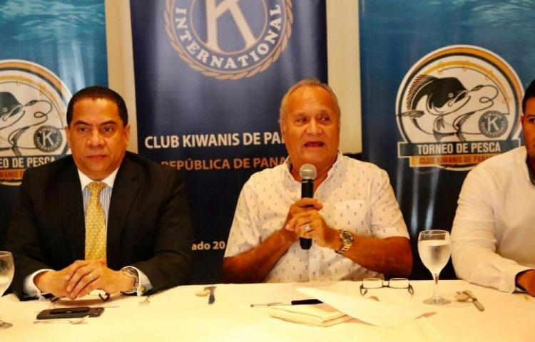Kiwanis realizarán primer torneo de pesca benéfico