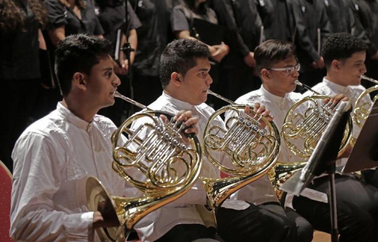 La Red de Orquestas y Coros de Panamá cumple tres años