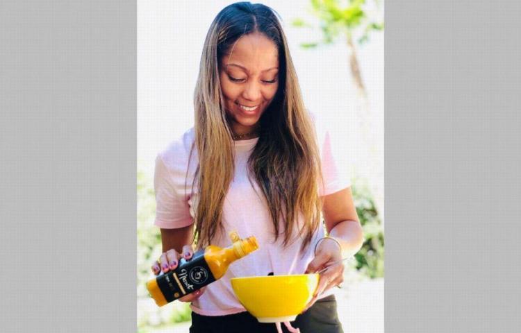 Gwendolyn crea salsa picante