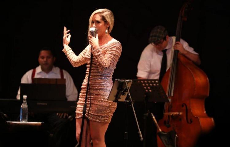 Sensualidad y fuerza en el escenario