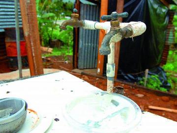 San Miguel y áreas aledañas estarán hoy sin agua por ocho horas
