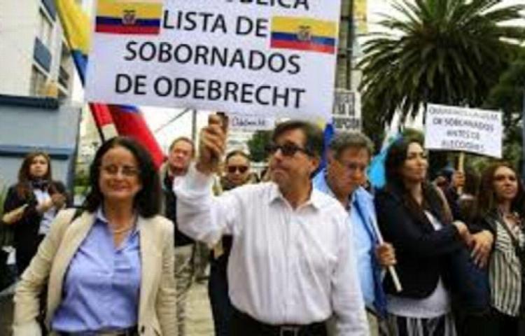 Odebrecht devolverá plata en Ecuador