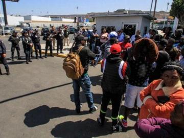 Detuvieron a 94 mil inmigrantes en frontera con México