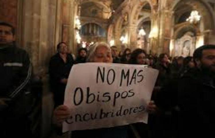 Pedirán dimisión de otro sacerdote por abusos sexuales