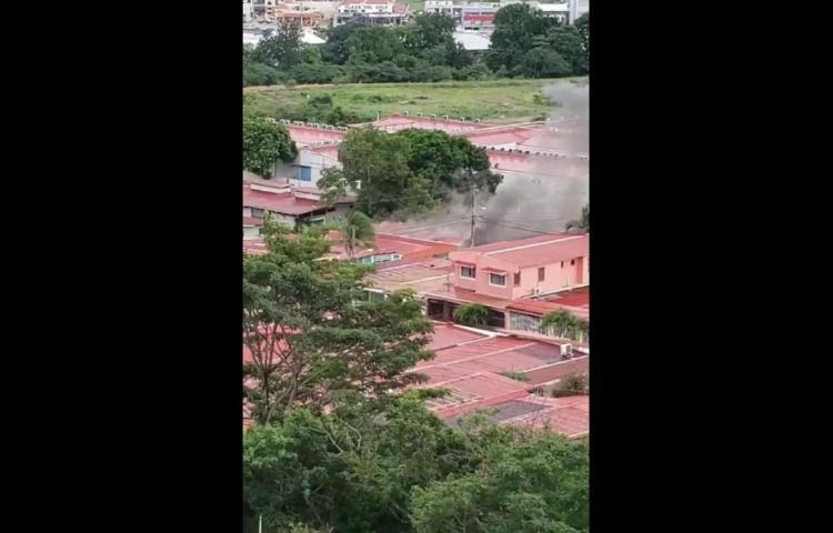 Incendio en Dorasol no deja heridos que lamentar