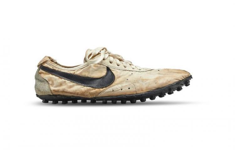 Subastan cien de las zapatillas más raras de la historia
