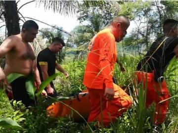 Sinaproc rescata a turista en Chorcha