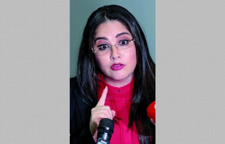 'Así como me insultan, atrévanse a ir e insultar a Maduro', Zulay