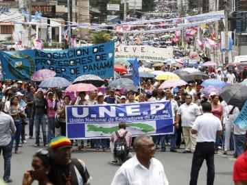Movimiento torrijista se opone a la marcha