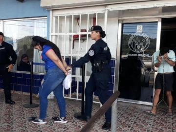 Legalizan aprehensión de asaltantes de panel en Arraiján