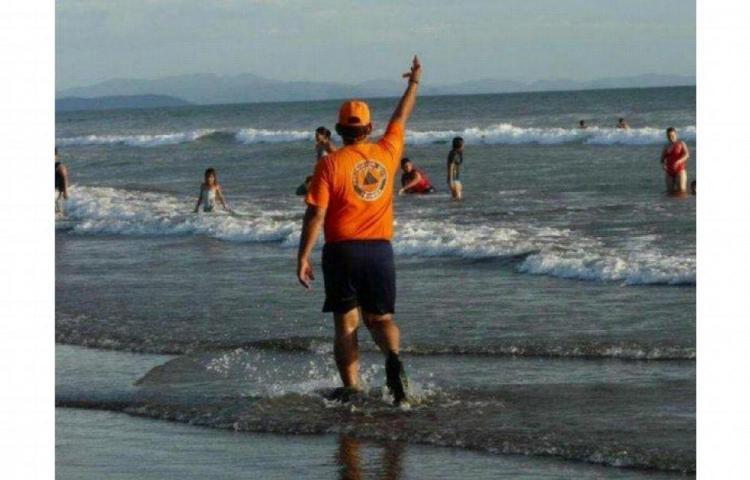 Sinaproc advierte de mar de fondo y mal tiempo para zonas del Pacífico panameño