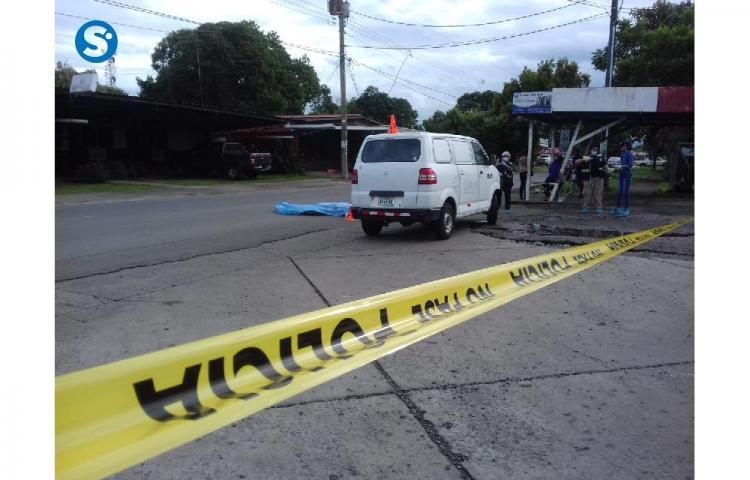 Una muerto por atropello en Chiriquí
