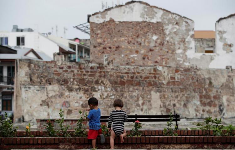 La lucha de unos vecinos contra la movilización en el Casco Viejo