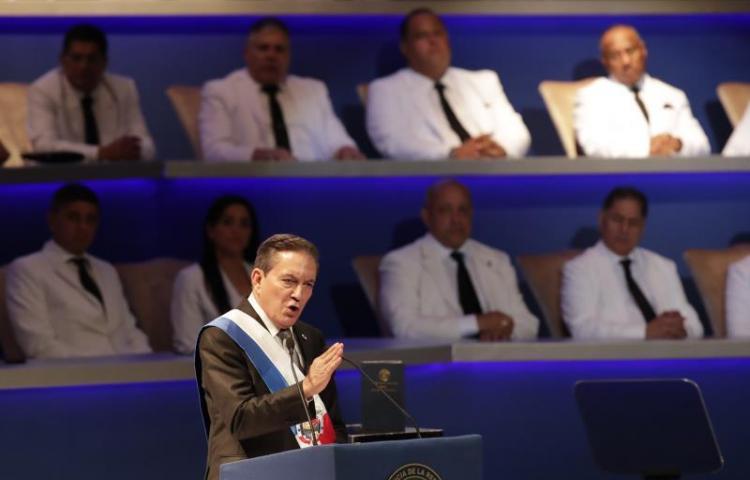 Presidente Cortizo pedirá a ministros avalar la propuesta reforma Constitución
