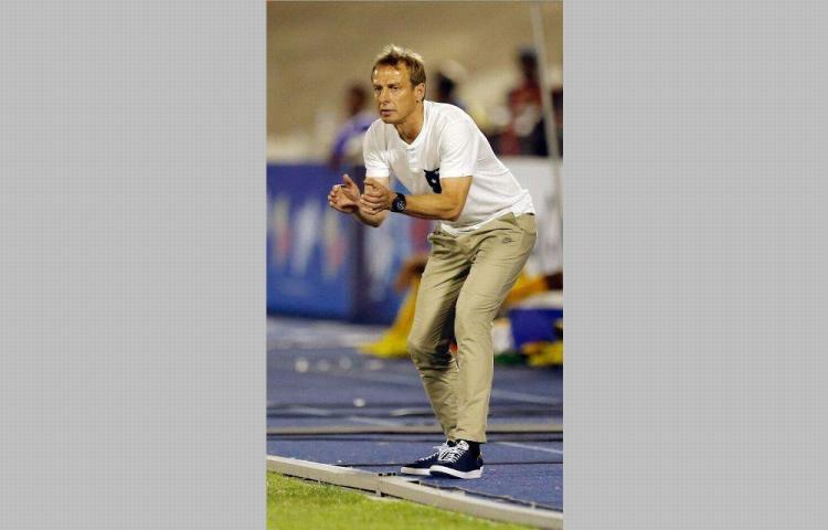 Klinsmann suena