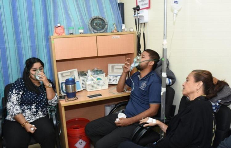 Infecciones respiratorias impactan en el desempeño