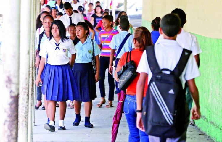 Protestarán por mejoras en el instituto Jeptha B. Duncan