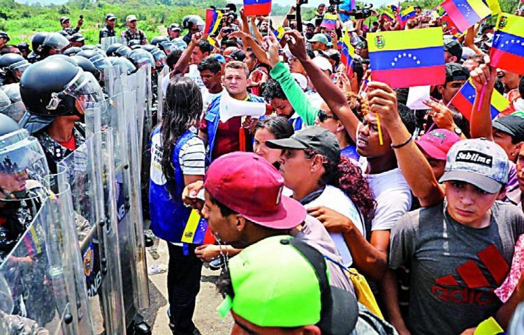 'Presos políticos' han sido torturados