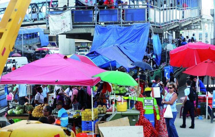 El nuevo 'mercado'de La Doña