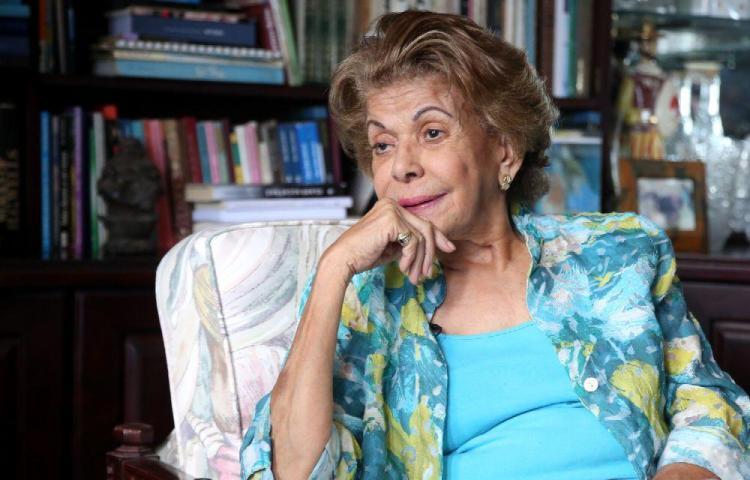Muere la doctora y escritora Rosa María Britton