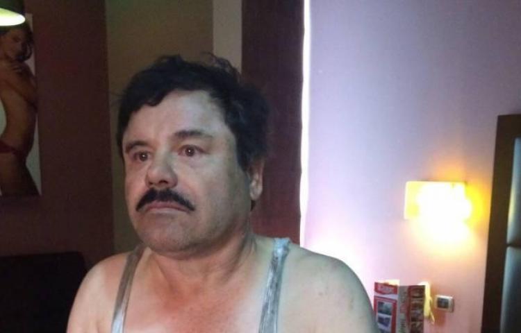 """Corte de NY revela hoy la sentencia de """"El Chapo"""" Guzmán"""