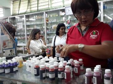 El Minsa detecta irregularidades en 6 farmacias ubicadas en La Chorrera
